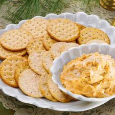 Crab and Horseradish Dip
