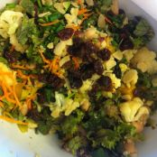 Moroccan Inspired Kale and Quinoa Salad