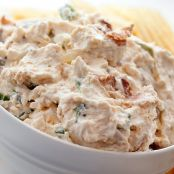 Clam and Bacon Dip