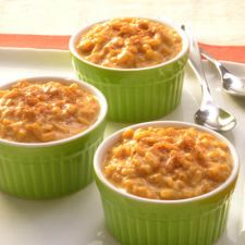 Easy Pumpkin Pie Rice Pudding