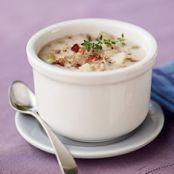 Old Fisherman's Grotto Monterey Clam Chowder