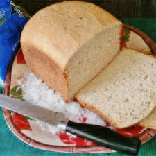 Gluten-Free, High-Protein Coconut Flour Bread-Maker Bread