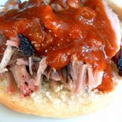 Pulled Pork Sandwiches with Homemade BBQ Sauce