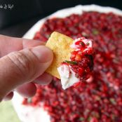 Cranberry JalapeñoCream Cheese Dip