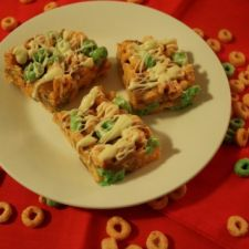 Caramel Apple Jack Treats