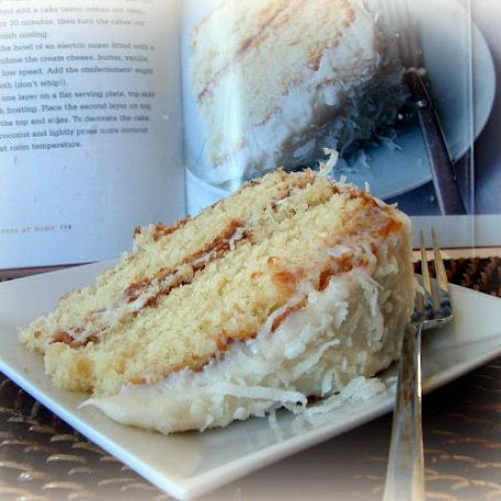 Brilliant Ina Gartens Coconut Cake Recipe 4 1 5 Funny Birthday Cards Online Fluifree Goldxyz