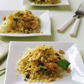 Quinoa-and-Apple Salad with Curry Dressing