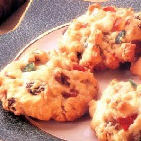 Rum Fruitcake Cookies Recipe 4 7 5