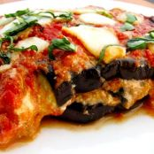 Lightened-Up Eggplant Parmesan