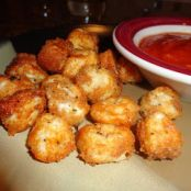 Baked Cheese Balls