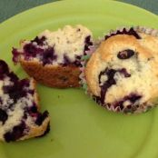 Mom's Blueberry Muffins