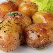 Roasted Potatoes - Instant Pot