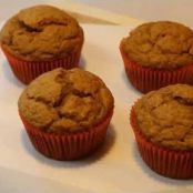 Protein Packed Pumpkin Muffins