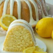 Easy Italian Lemon Pound Cake
