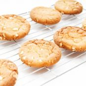 HCG Diet (P3) Almond Sugar Cookies