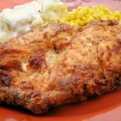 Delicious Fried Chicken Breast