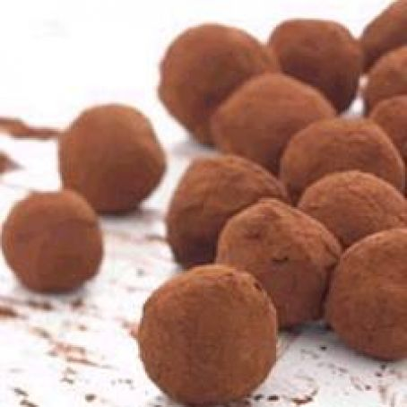 Chocolate Truffles - as a Gift