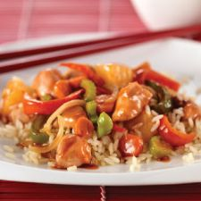 Slow-Cooker Sweet & Sour Chicken