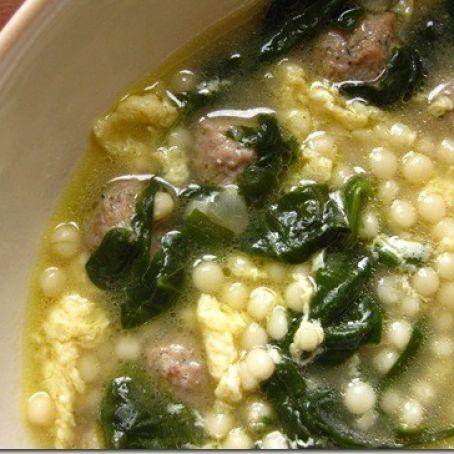 Italian Wedding Soup Recipe 4 4 5
