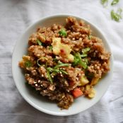 Teppanyaki Style Fried Rice