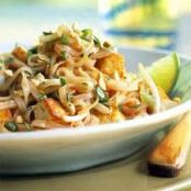 Flat Belly - Chicken Pad Thai