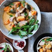 Pork & Pineapple Coconut Curry