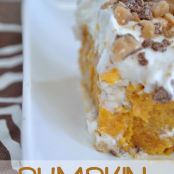 Better Than Anything Pumpkin Cake