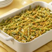 Not Your Usual Boring Green Bean Casserole