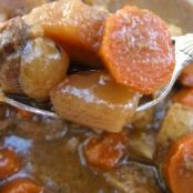 Slow Cooker Tomato-less Rustic Beef Stew
