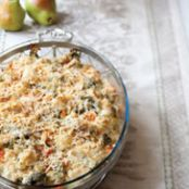 Scalloped Vegetable Casserole