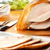 Roasted Turkey Breast with Herbed au Jus (Campbell's)