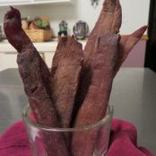 Peppered Beef Jerky Recipe