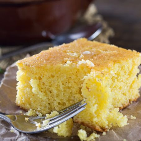 Home Made Cornbread