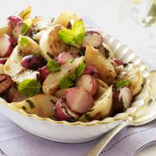 Honey-Glazed Radishes and Turnips