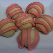 Cherry Bonbon Cookies