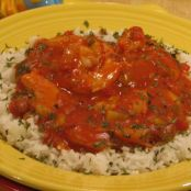 Shrimp Creole ala Aunt Beverly