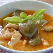 Chicken Curry - Gang Gai แกงไก่