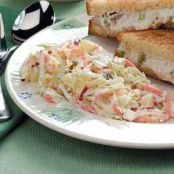 Betty's Pineapple Slaw W. W. Points Plus 1