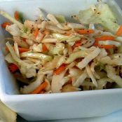 Cole Slaw with Balsamic Vinaigrette