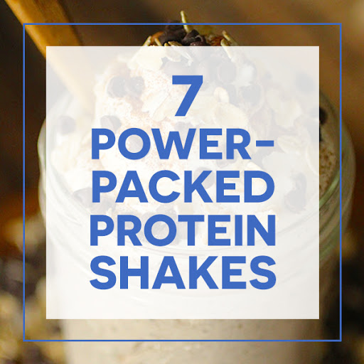power packed protein shakes