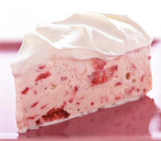 Strawberry Ice Cream Cake Recipe - (4.6/5)_image
