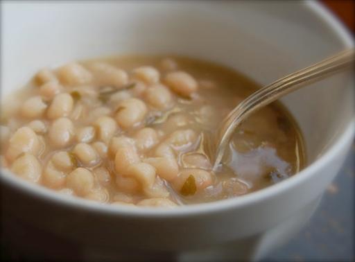 Rosemary White Bean Soup Recipe - (4.5/5)_image