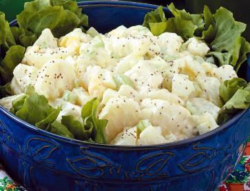 Recipe For Potato Salad With Celery