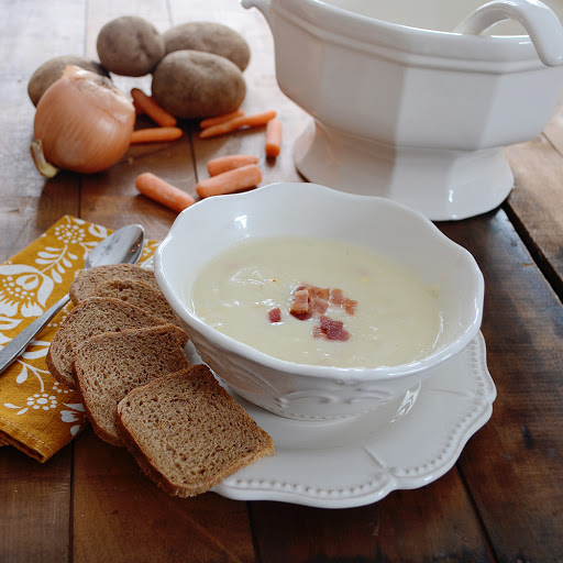 Potato and Corn Chowder Recipe - (4.4/5) image
