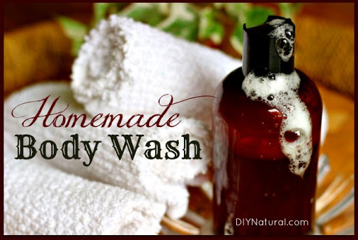 Homemade Body Wash Recipe - (4.1/5)_image
