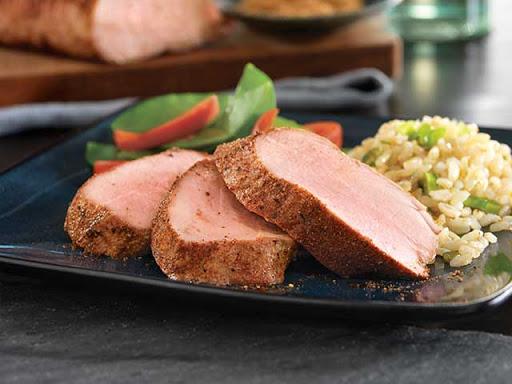 Roasted Pork Tenderloin with Asian Dry Rub Recipe - (4.3/5)_image