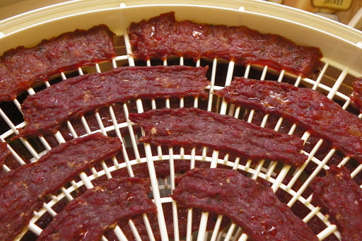 Beef Jerky Made With A Dehydrator Recipe 3 9 5
