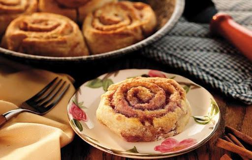 Sweet Cinnamon Biscuits Recipe - (4.8/5)