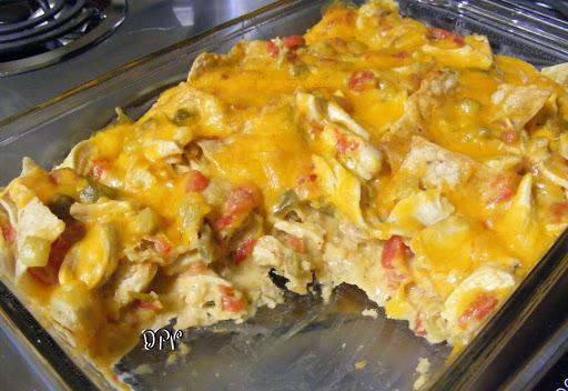 Easy Mexican Chicken Casserole Recipe - (10.10/10)
