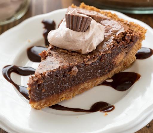 Chocolate Chess Pie with Graham Cracker Crust Recipe - (4.3/5) image